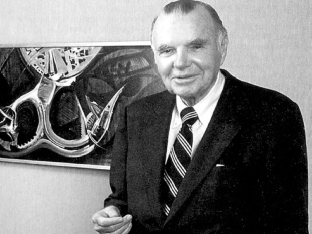Marvin Bower, founder of McKinsey & Company.