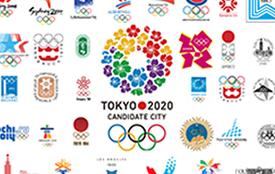 オリンピックエンブレムの問題は1964年の東京オリンピックのものを再利用して解決
