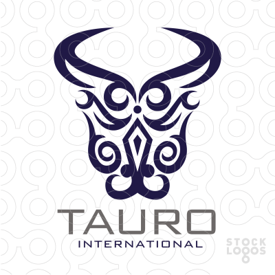 トライバルのロゴデザイン