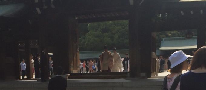 ついキャッチコピーについて考えてしまった明治神宮の結婚式