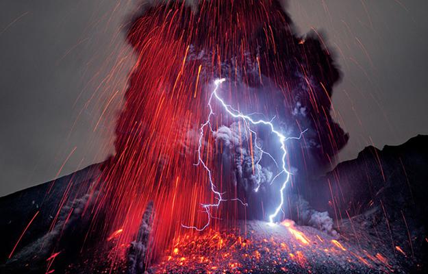 桜島の噴火で鹿児島の人たちの反応は
