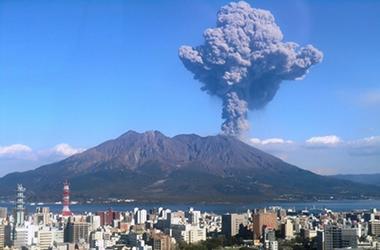 【天変地異】桜島噴火と台湾地震の関係
