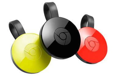 【Chromecast】テレビでネット動画を流しっぱする