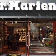 オフィスに向かう足元がDr.Martensな女の子って、かっこいいよね。