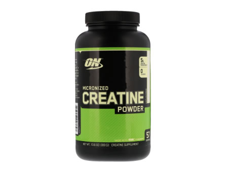 iHerbで買うOptimum Nutritionのcreatine