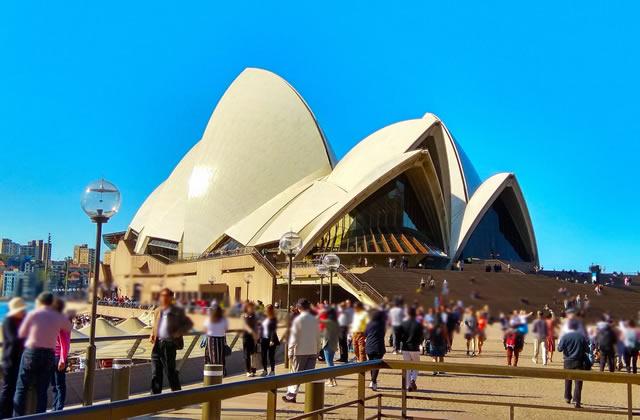 H.I.S.のオーストラリア観光